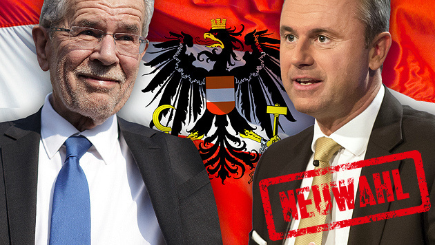 """""""Will nicht, dass Österreich aus der EU austritt"""" (Bild: thinkstockphotos.de, APA/GEORG HOCHMUTH, ORF/THOMAS JANTZEN)"""