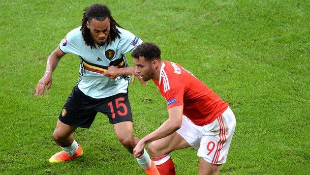 Wales schaltet auch Geheimfavoriten Belgien aus! (Bild: AFP or licensors)