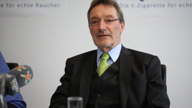 Verfassungsjurist Heinz Mayer (Bild: Gerhard Bartel)