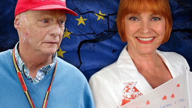 Ist DIESES Europa noch zu retten? (Bild: thinkstockphotos.de, Peter Tomschi, EPA/VALDRIN XHEMAJ)