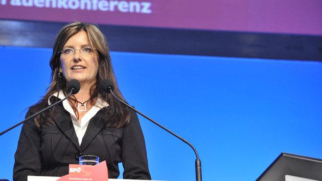 Bettina Stadlbauer saß für die SPÖ sechs Jahre im Nationalrat. (Bild: SPÖ)