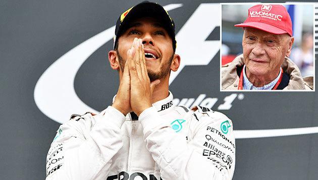 "Lauda: ""Nico schuld - Buhrufe für Hamilton falsch"" (Bild: APA/AFP/ANDREJ ISAKOVIC)"