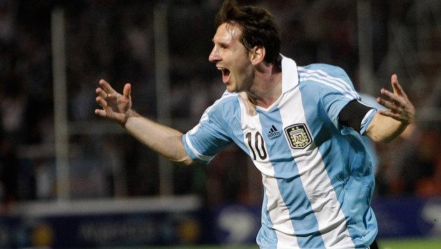Lionel Messi kehrt wohl ins Nationalteam zurück (Bild: AP)