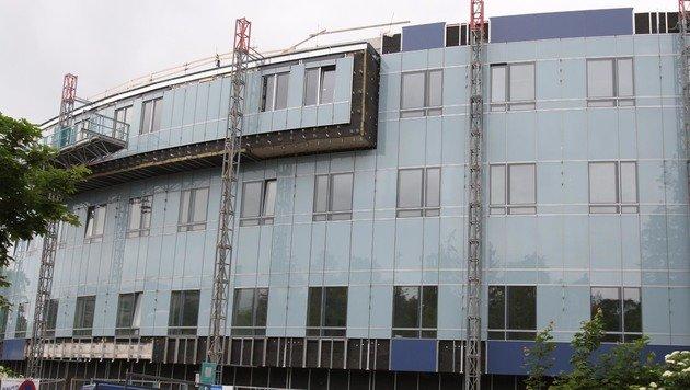 Das Orthopädische Spital Speising (Bild: Zwefo)