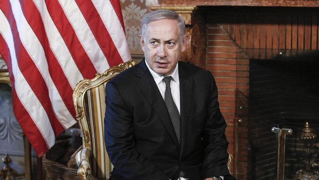 "Netanyahu: ""Wiesel hat den Sieg des menschlichen Geistes über das Böse verkörpert."" (Bild: ASSOCIATED PRESS)"