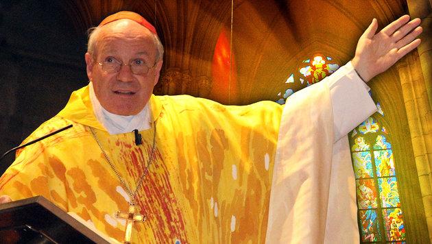 Kardinal Christoph Schönborn (Bild: Florian Hitz, thinkstockphotos.de)