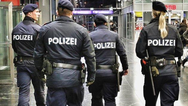 So gefährlich leben Österreichs Polizisten (Bild: Reinhard Holl)
