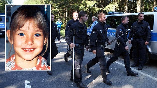 Vor 15 Jahren verschwand Peggy K.. (Bild: dpa/dpaweb/dpa/Marcus Führer, APA/dpa-Zentralbild/Bodo Schackow)