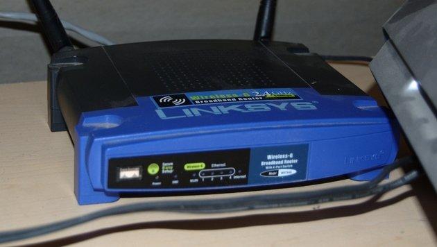 10 Jahre alter Router-Opa wirft noch Millionen ab (Bild: flickr.com/Ben Mason)