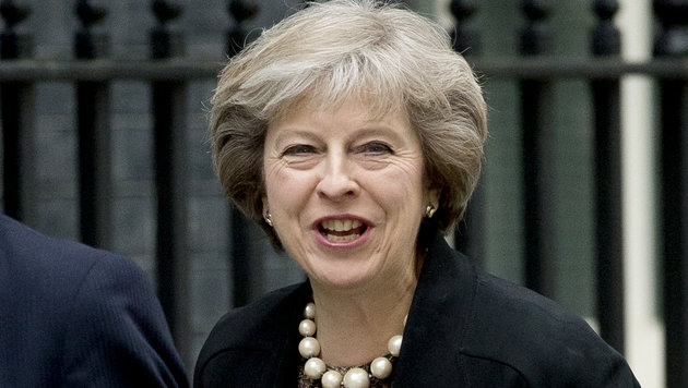 Innenministerin Theresa May (Bild: ASSOCIATED PRESS)