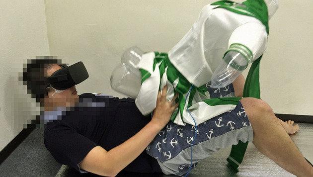 Ansturm zu groß: VR-Sexmesse in Japan abgebrochen (Bild: vrtalk.com/forum)