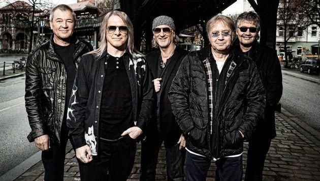 """Deep Purple: """"Freuen uns sehr auf Eisenstadt"""" (Bild: Barracuda)"""