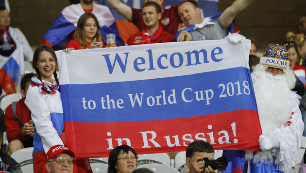 WM 2018: Billigste Karte kostet 105 Dollar (Bild: AP)