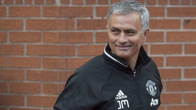 "Was Mourinho mit ManU will? ""Alles!"" (Bild: APA/AFP/OLI SCARFF)"