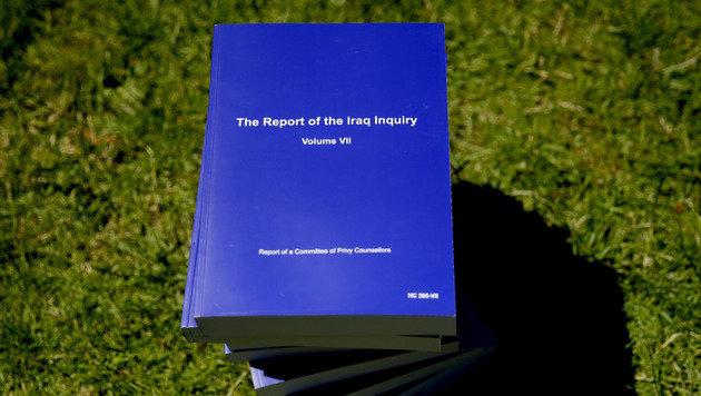 Der Bericht der Kommission ist 2,6 Millionen Wörter lang. (Bild: AP)