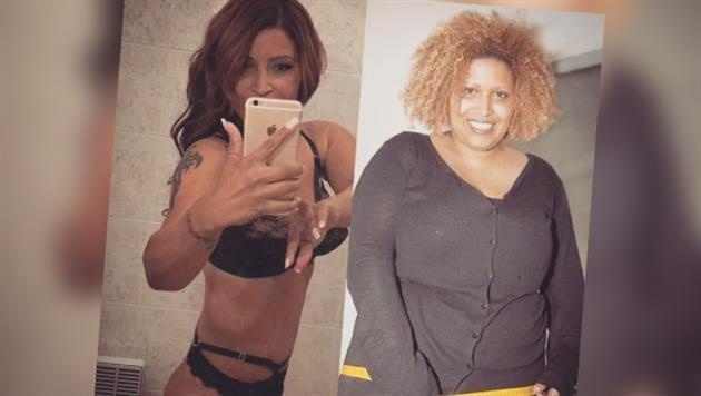 Patricia Blanco ist schlank wie nie. (Bild: Zoom.TV)