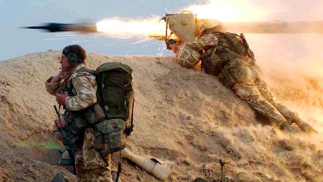"""Blairs Stellvertreter: Irak-Krieg war """"illegal"""" (Bild: AP)"""
