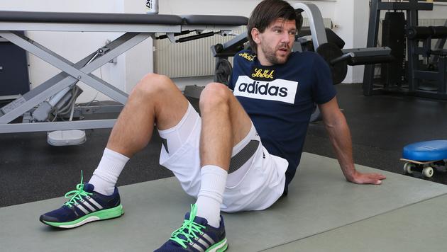 """Melzer wieder im Davis-Cup-Team: """"Bewundernswert!"""" (Bild: GEPA)"""