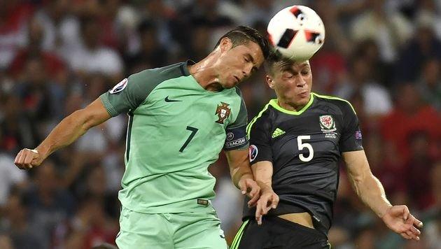 Ronaldo trifft! Portugal mit einem Sieg im Finale (Bild: AFP or licensors)