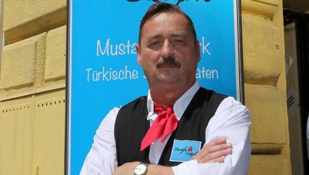 """Andreas Vitasek dreht die Multi-Kulti-Komödie """"Kebab mit Alles"""" (Bild: TOPPRESS Austria)"""