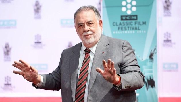 Francis Ford Coppola (Bild: AFP)
