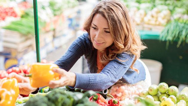 Bio-Lebensmittel werden immer beliebter (Bild: thinkstockphotos.de)