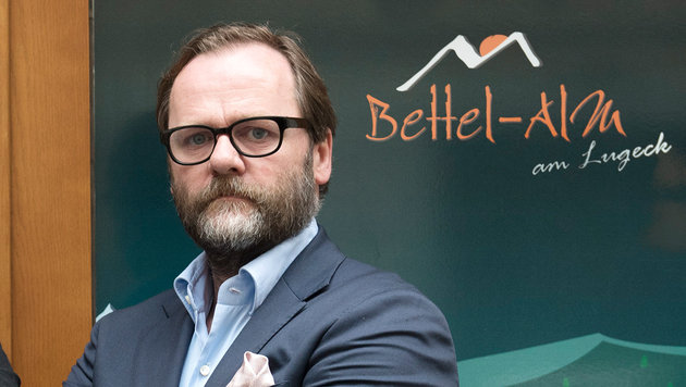 Hotelier und NEOS-Nationalratsabgeordneter Sepp Schellhorn (Bild: Christian Mueller)