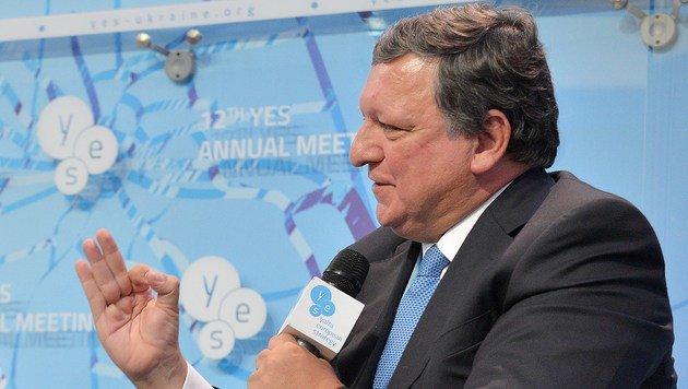 Ex-Kommissionschef Barroso (Bild: AFP)