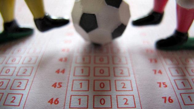 Spielmanipulation? Lettische Liga schloss Klub aus (Bild: dpa/Martin Gerten)