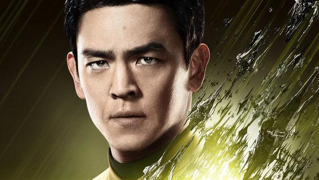 "John Cho ist Hikaru Sulu in ""Star Trek"" (Bild: Viennareport)"