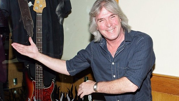 Archivbild: Cliff Williams im Hard Rock Hotel & Casino in Las Vegas 2006 (Bild: AFP/Getty Images/Etan Miller)