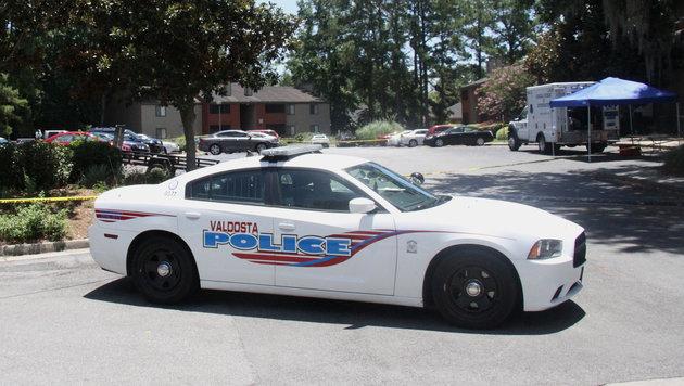 USA: 22-Jähriger lockte Polizisten in eine Falle (Bild: AP/The Daily Times/Gabe Burns)