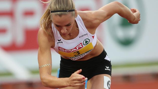 Dadic beim 800m-Lauf der EM 2016. (Bild: GEPA pictures/ Mario Kneisl)