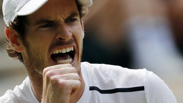 Heimsieg! Murray holt zweiten Wimbledon-Titel (Bild: AP)