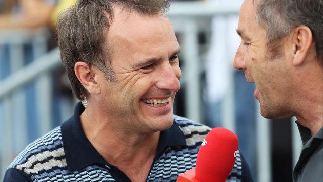 ORF-Reporter Hausleitner: Darum war er nicht dabei (Bild: GEPA pictures)