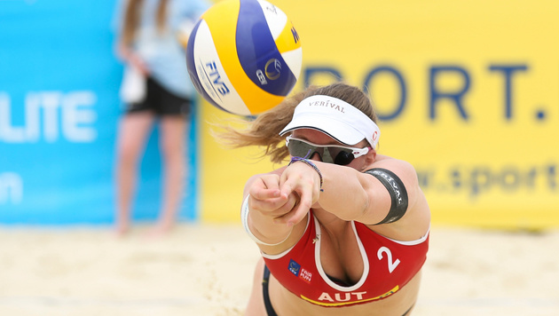 Österreichs Damen verpassen Olympia-Ticket (Bild: GEPA pictures/ Philipp Brem)