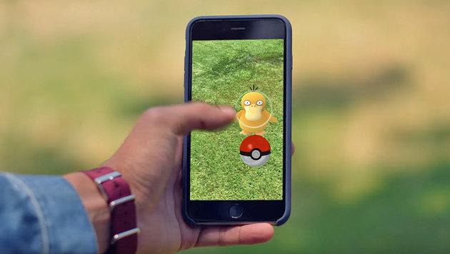 """""""Pokémon Go""""-Spieler angelockt und ausgeraubt (Bild: YouTube.com/Pokémon Go Deutschland)"""