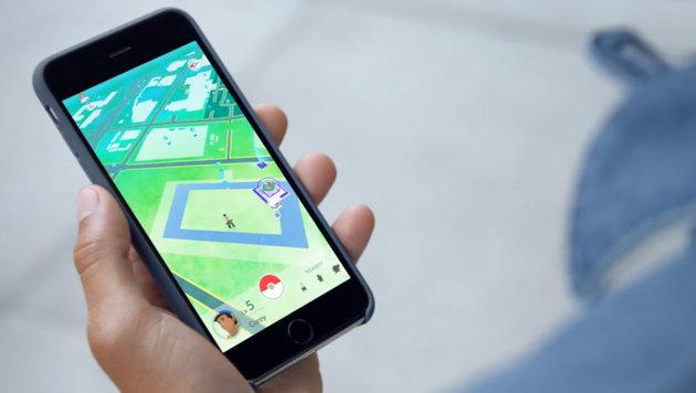 """""""Pokémon Go""""-Spielerin entdeckte Wasserleiche (Bild: YouTube.com/Pokémon GO Deutschland)"""