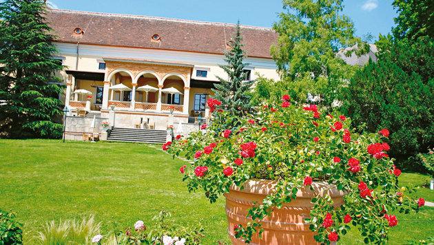 Kaiser Franz I. verbrachte hier den Sommer. (Bild: Martin Jöchl)
