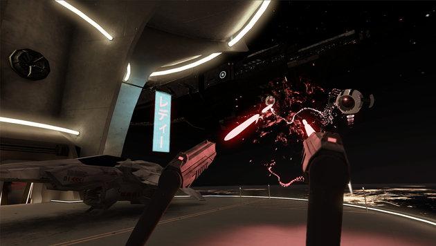 HTC Vive: So imposant kann Virtual Reality sein (Bild: HTC)