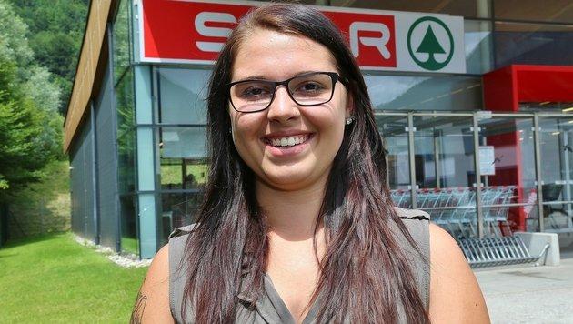 Melanie Reitinger (19) (Bild: Marion Hörmandinger)