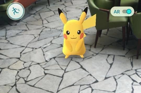 """Pokémon Go: Mega Hype mit großen Risiken! (Bild: Nora F.)"""