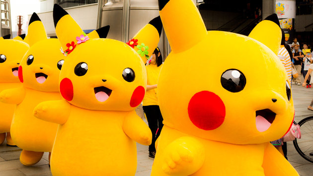 "Olympia-Athlet verprasst 4400 Euro in ""Pokémon Go"" (Bild: flickr.com/yoshikazut)"