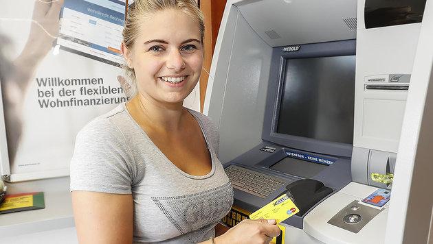Jennifer Lechner (25) (Bild: Markus Tschepp)