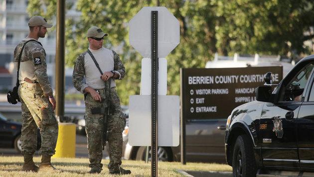USA: Drei Tote bei Fluchtversuch von Gefangenem (Bild: AP)