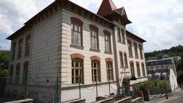 Die VS Wien-Döbling (Bild: Zwefo)