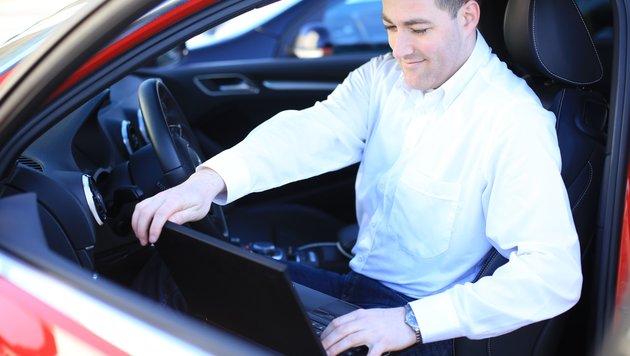Knallharter Kampf um Datensicherheit im Auto (Bild: Elektrobit)