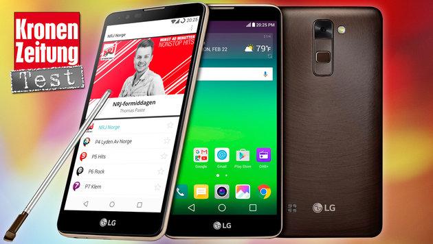 LG Stylus 2: Stift-Handy für Einsteiger im Test (Bild: thinkstockphotos.de, LG)