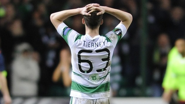 Riesen-Blamage für Celtic Glasgow (Bild: APA/AFP/NEIL HANNA)