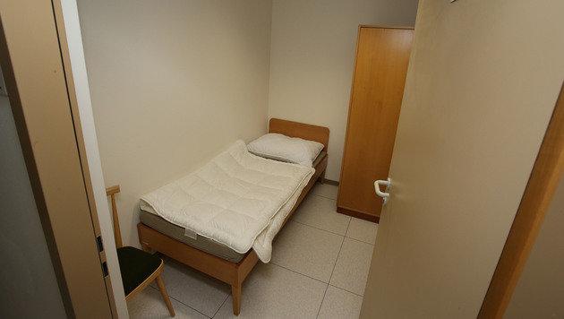 Ein Blick ins Schlafzimmer von Bundeskanzler Kern (Bild: Zwefo)